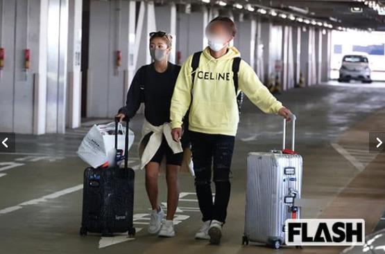 今井華の不倫旅行