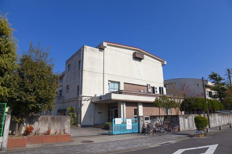 名古屋市立若水中学校