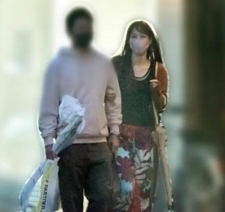 鷲見玲奈の彼氏の顔画像