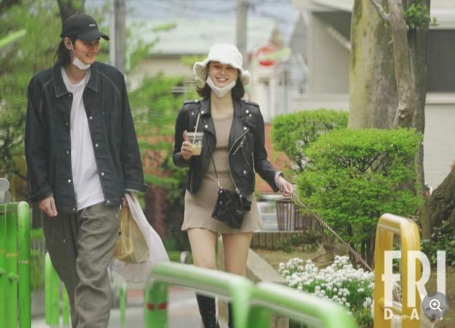 栁俊太郎と堀北真希の妹『NANAMI』