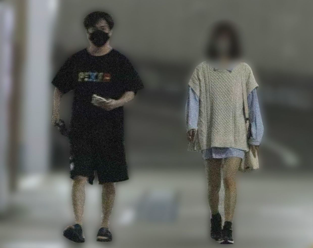 鈴木達央と不倫相手A子の画像