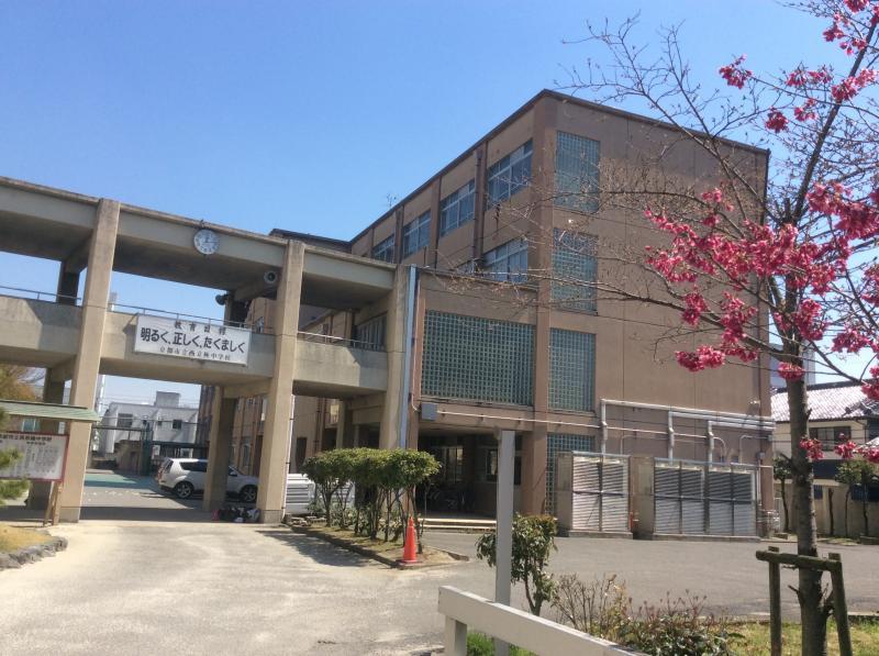 京都市立西京極中学校