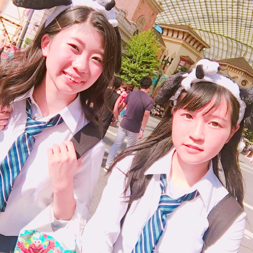 山内梓の浜松商業高校時代のかわいい画像