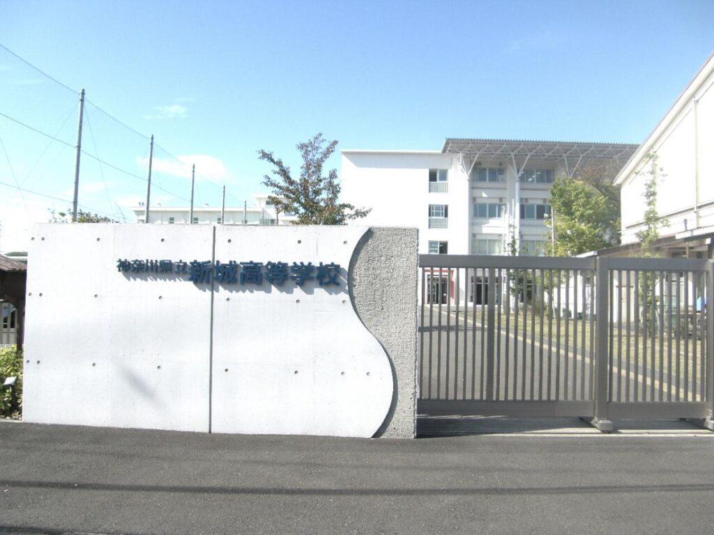 神奈川県立新城高等学校