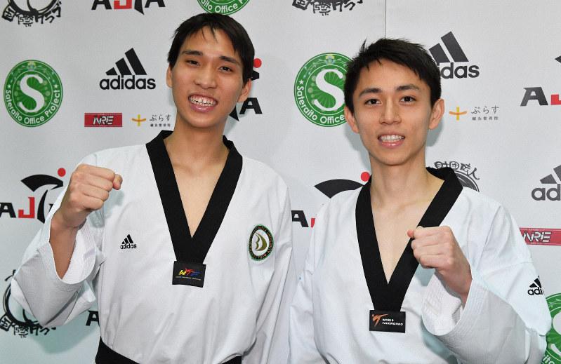 鈴木セルヒオと鈴木リカルド兄弟の比較画像