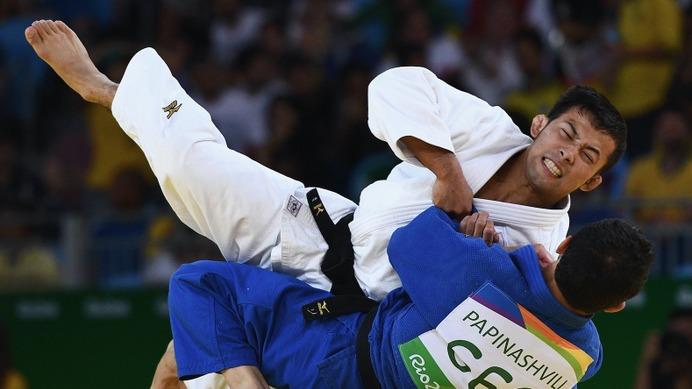 リオ五輪で戦う高藤直寿選手