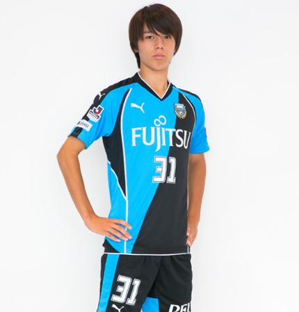 トップチームに昇格した田中碧