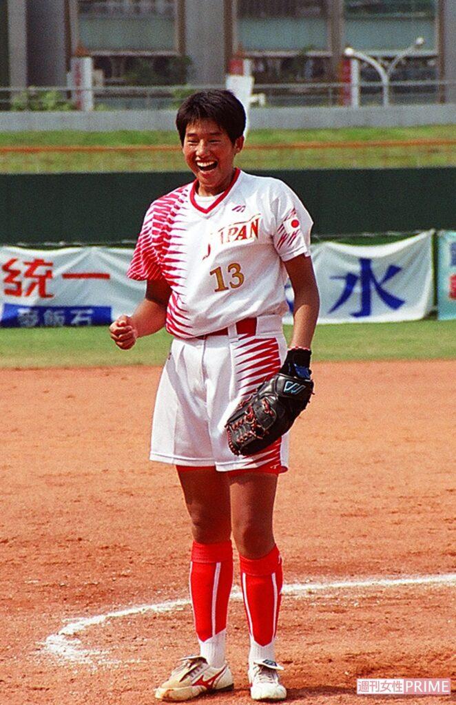 上野由岐子(ゆきこ)の高校時代