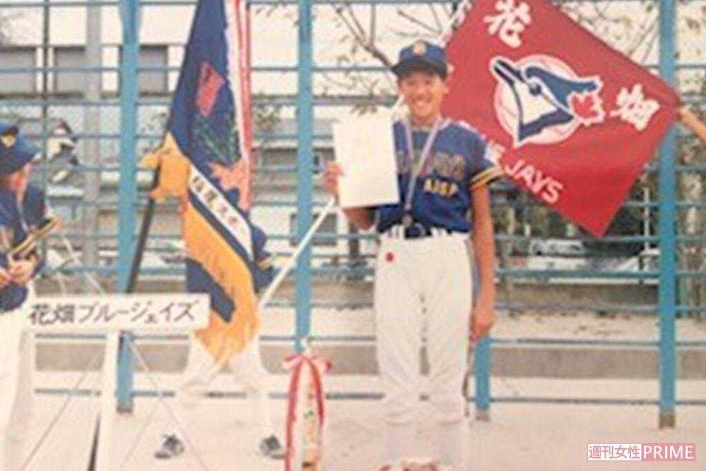 上野由岐子(ゆきこ)の小学校時代