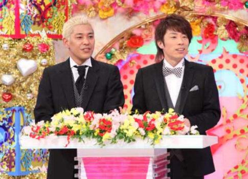 田村亮と相方の淳