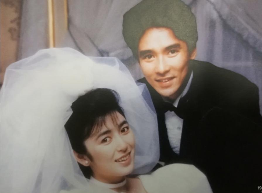 郷ひろみと二谷友里恵