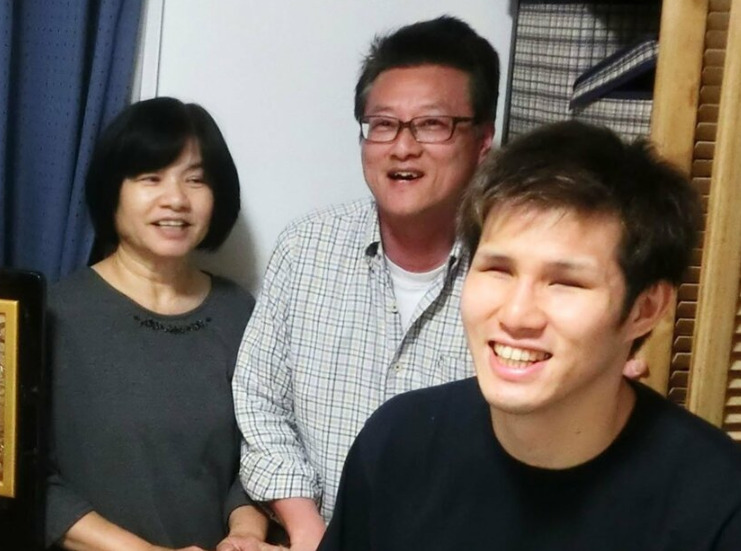 木村敬一の家族