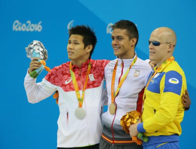 ロンドン五輪でメダル獲得の木村敬一