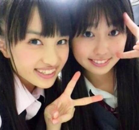 百田夏菜子の高校時代