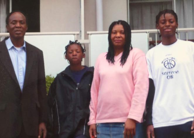 馬瓜エブリンの家族の画像2