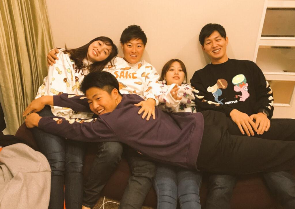 工藤阿須加の5人兄弟