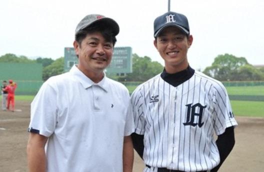工藤阿須加と父の工藤公康