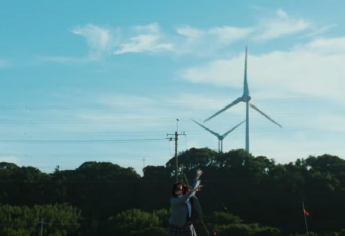 MVの風力発電