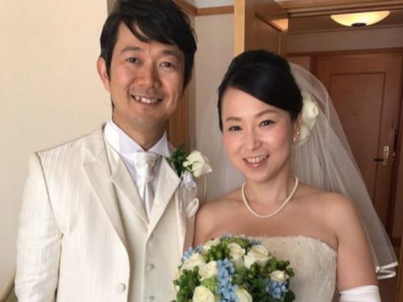 アキラ100%と雅美さんの結婚式