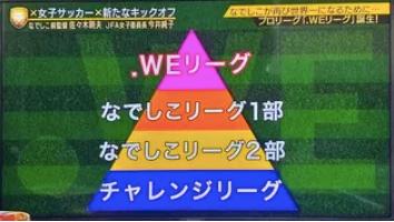 WEリーグの基準